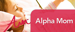Alpha Mom Logo