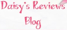 Daisy's Reviews Blog Logo