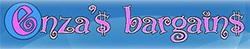 Enza's Bargains Logo