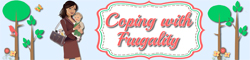 Coping with Frugality Logo