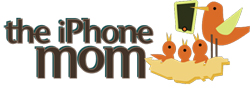 The iPhone Mom Logo