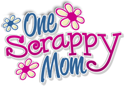One Scrappy Mom Logo