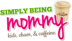 Simply Being Mommy Logo
