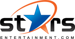 Stars ENTERTAIN,ENT.COM Logo