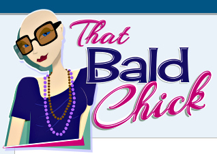 That Bald Chick Logo