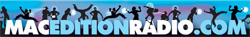 MacEditionRadio.com Logo