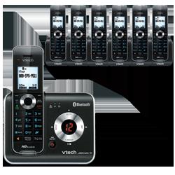 DS6421-3 + four DS6401