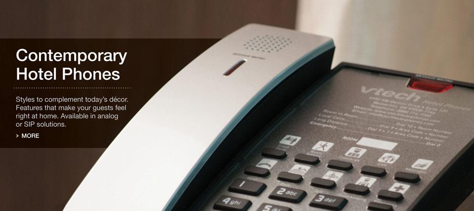 Official Vtech Hotel Phones Vtech 174 Hotel Phones