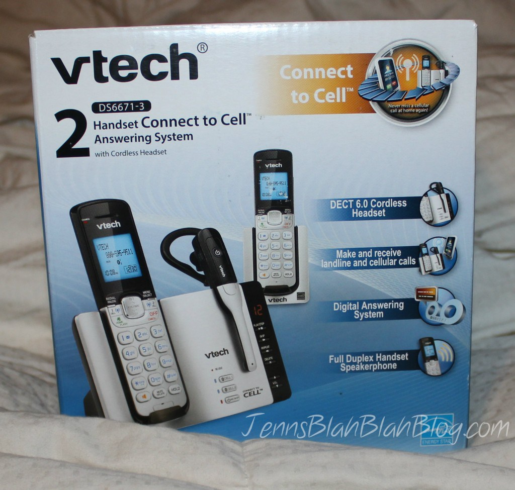 Anyone Want a Home Phone To Connect to Cell Phone? | VTech