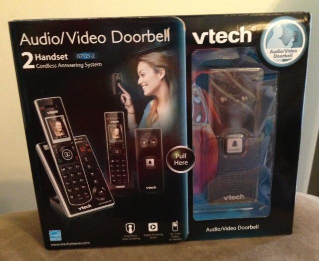 Vtech-doorbell