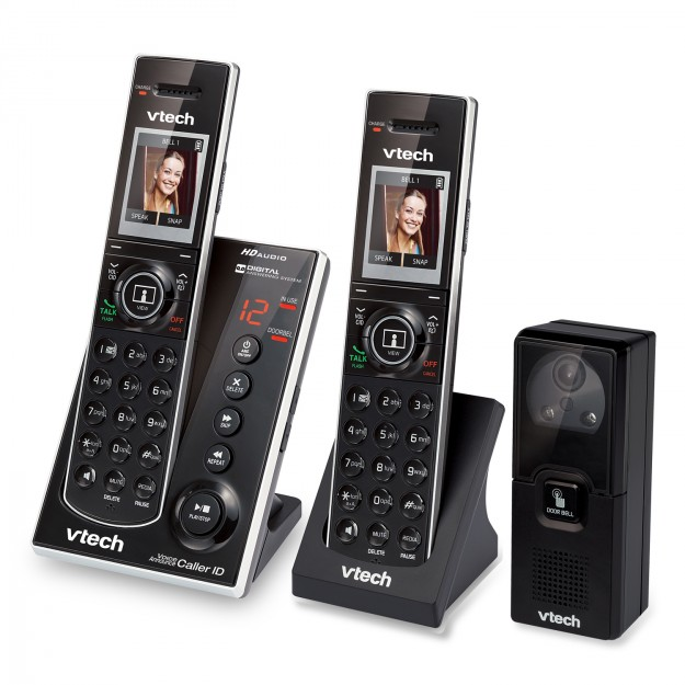 VTech IS7121-2 Audio:Video Doorbell mani