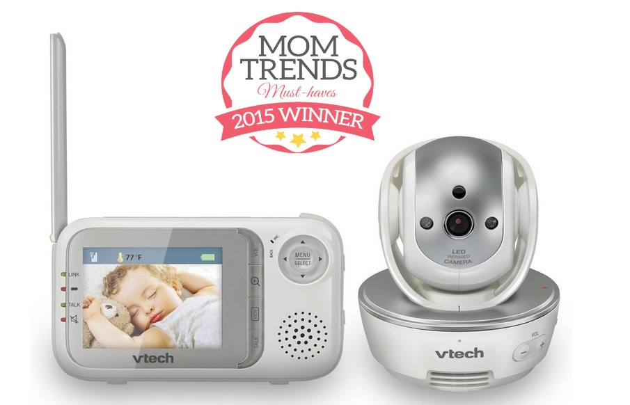 Vtech HD Safe and Sound Video Monitor