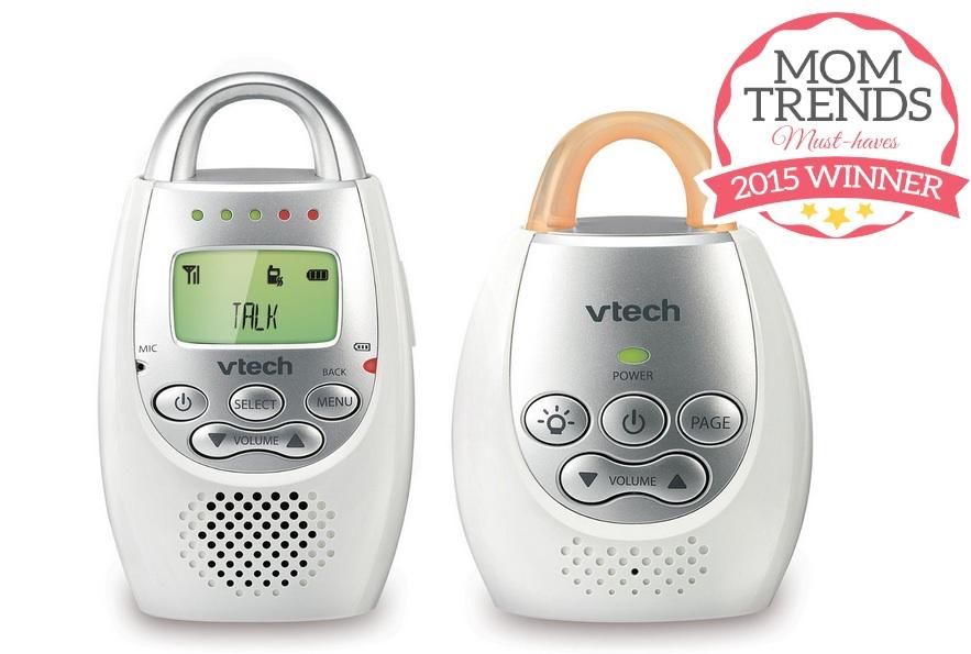 momtrends must have baby monitors vtech cordless phones. Black Bedroom Furniture Sets. Home Design Ideas