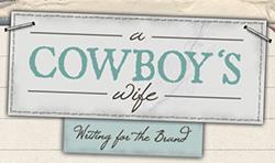 A Cowboy's Wife Logo