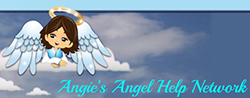 Angie's Angel Help Network Logo