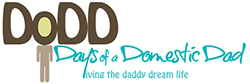 Days of a Domestic Dad Logo