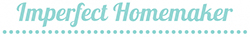 Imperfect Homemaker Logo