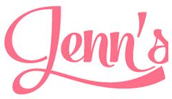Jenn's Blah Blah Blog Logo