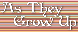 As They Grow Up Logo