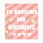 J's Reviews and Giveaways Logo
