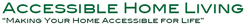 Accessible Home Living Logo