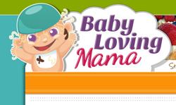 Baby Loving Mama Logo