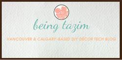 Being Tazim Logo