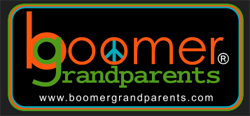 boomer grandparents Logo