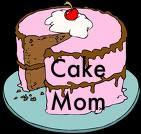 Cake Mom Logo