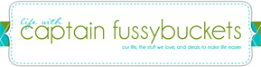 captain fussybuckets Logo