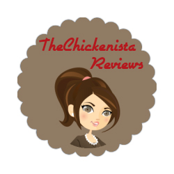 The Chickenista Reviews Logo