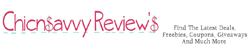 ChicnSavvy Review's Logo