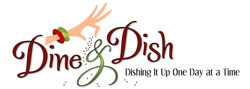 Dine and Dish Logo