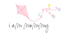 i am mommy Logo