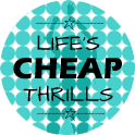 Life's cheap thrills Logo