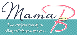 Mama B Blog Logo