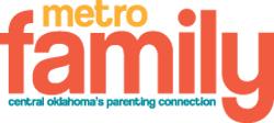 Metro Family Magazine Logo