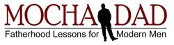 Mocha Dad Logo