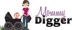 Mommy Digger Logo