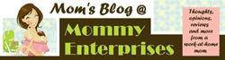 Mom's Blog @ Mommy Enterprises Logo