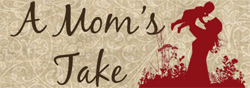 A Mom's Take Logo