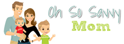 Oh so Savvy Mom Logo