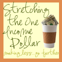 Stretching The One Income Dollar Logo