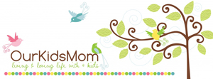 Our Kids Mom Logo