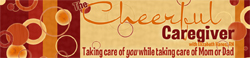 The Cheerful Caregiver Logo