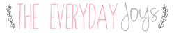 The Everyday Joys Logo