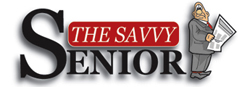 The Savvy Senior Logo
