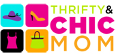 Thrifty and Chic Mom Logo