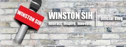 Blogger Winston Sih Logo