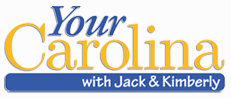 Your Carolina with Jack and Kimberly Logo